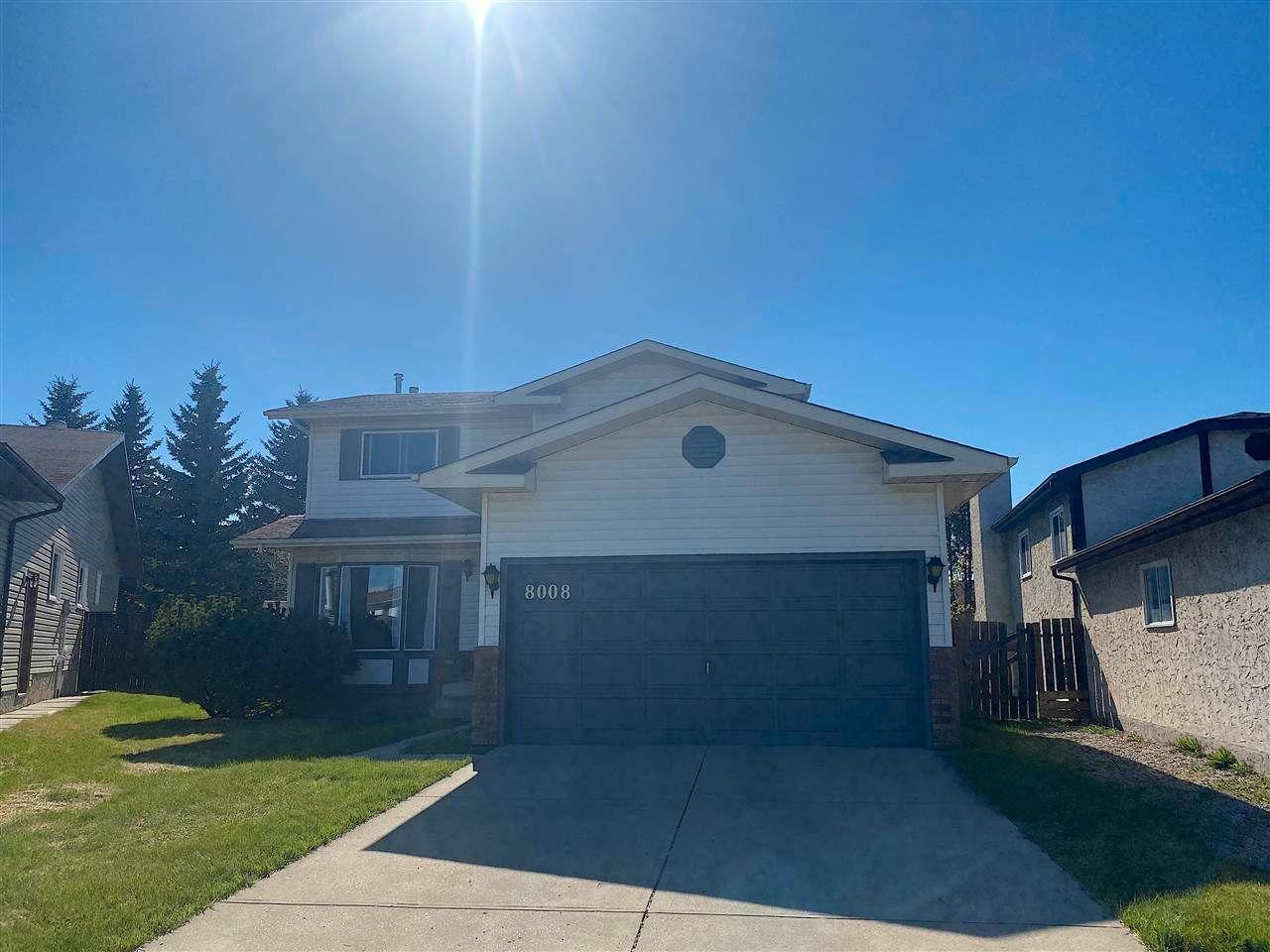 Main Photo: 8008 188B Street in Edmonton: Zone 20 House for sale : MLS®# E4243345