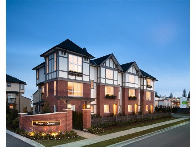 Main Photo: # 1 7848 209TH ST in Langley: Willoughby Heights Condo for sale : MLS®# F1428592