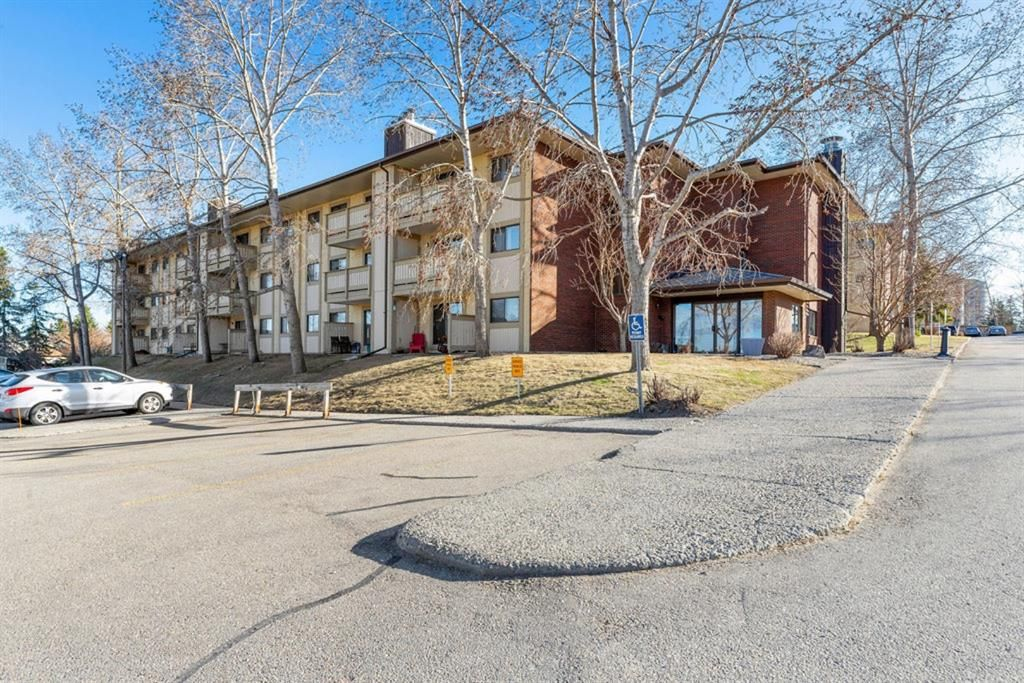 Main Photo: 4110 385 Patterson Hill SW in Calgary: Patterson Apartment for sale : MLS®# A1101524