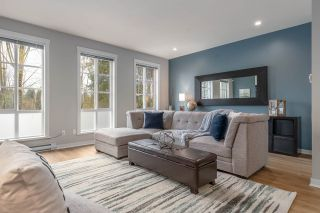 """Photo 3: 4 3437 WILKIE Avenue in Coquitlam: Burke Mountain Townhouse for sale in """"TATTON WEST"""" : MLS®# R2565949"""