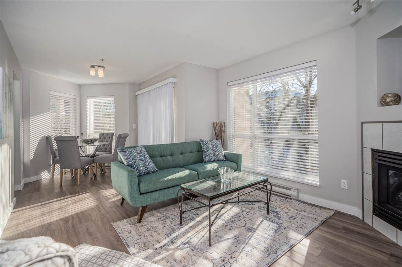 """Main Photo: 209 2437 WELCHER Avenue in Port Coquitlam: Central Pt Coquitlam Condo for sale in """"STIRLING CLASSIC"""" : MLS®# R2522097"""