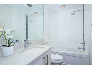 """Photo 10: 3711 COMMERCIAL Street in Vancouver: Victoria VE Townhouse for sale in """"O2"""" (Vancouver East)  : MLS®# V1025256"""