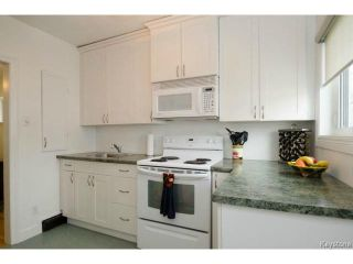 Photo 13: 531 Lipton Street in WINNIPEG: West End / Wolseley Residential for sale (West Winnipeg)  : MLS®# 1505517
