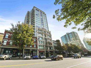 """Photo 21: 1607 668 COLUMBIA Street in New Westminster: Quay Condo for sale in """"TRAPP + HOLBROOK"""" : MLS®# R2584515"""