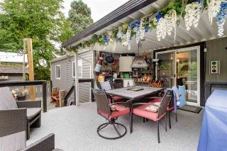 """Photo 23: 42 145 KING EDWARD Street in Coquitlam: Maillardville Manufactured Home for sale in """"MILL CREEK VILLAGE"""" : MLS®# R2509397"""