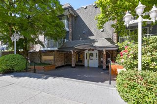 """Photo 1: 214 3875 W 4TH Avenue in Vancouver: Point Grey Condo for sale in """"LANDMARK JERICHO"""" (Vancouver West)  : MLS®# R2580178"""