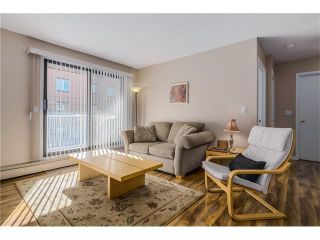 Photo 3: 208 835 19 Avenue SW in Calgary: Lower Mount Royal Condo for sale : MLS®# C4034765