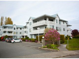 """Photo 1: 321 32853 LANDEAU Place in Abbotsford: Central Abbotsford Condo for sale in """"Park Place"""" : MLS®# F1308955"""