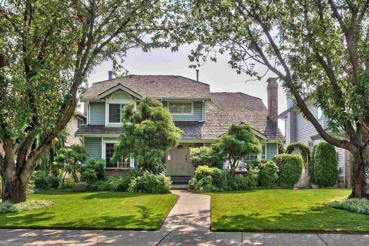 Main Photo: 74 SEYMOUR COURT in New Westminster: Fraserview NW House for sale : MLS®# R2196823