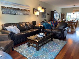 """Photo 2: 8 1200 EDGEWATER Drive in Squamish: Northyards Townhouse for sale in """"EDGEWATER"""" : MLS®# R2585236"""