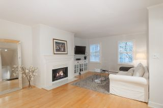 "Photo 3: 1347 W 7TH Avenue in Vancouver: Fairview VW Townhouse for sale in ""Wemsley Mews"" (Vancouver West)  : MLS®# R2146454"