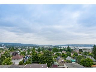 """Photo 10: 710 415 E COLUMBIA Street in New Westminster: Sapperton Condo for sale in """"SAN MARINO"""" : MLS®# V1003972"""