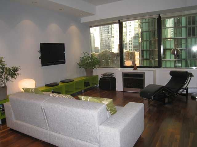 Photo 4: Photos: # 608 1333 W GEORGIA ST in Vancouver: Coal Harbour Condo for sale (Vancouver West)  : MLS®# V846673