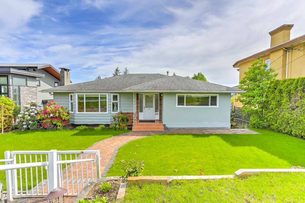 Main Photo: 5950 GRANT Street in Burnaby: Parkcrest House for sale (Burnaby North)  : MLS®# R2454893