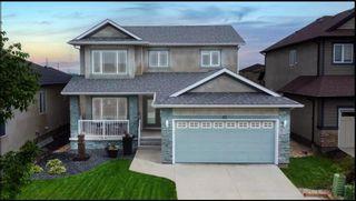 Photo 1: 65 Blue Sun Drive in Winnipeg: Sage Creek Residential for sale (2K)  : MLS®# 202120623