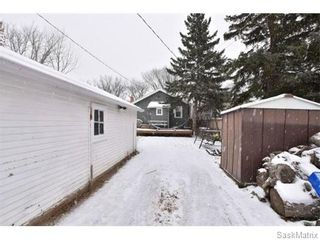 Photo 44: 2314 ELPHINSTONE Street in Regina: Cathedral Single Family Dwelling for sale (Regina Area 03)  : MLS®# 558452