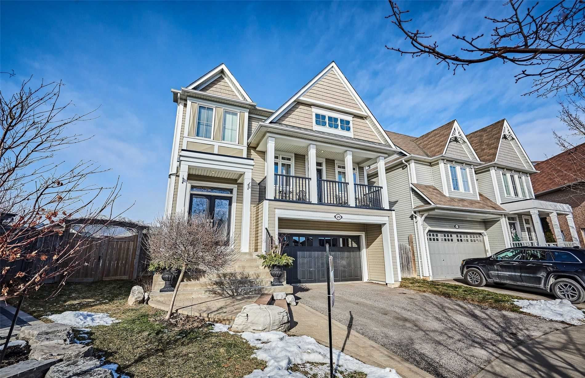 Main Photo: 29 Eastgate Circle in Whitby: Brooklin House (2-Storey) for sale : MLS®# E5090105