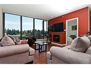 """Photo 2: 1008 110 BREW Street in Port Moody: Port Moody Centre Condo for sale in """"ARIA-SUTER BROOK"""" : MLS®# V840788"""