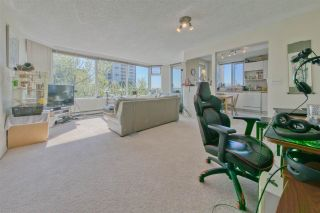 Photo 4: 902 7321 HALIFAX Street in Burnaby: Simon Fraser Univer. Condo for sale (Burnaby North)  : MLS®# R2570090