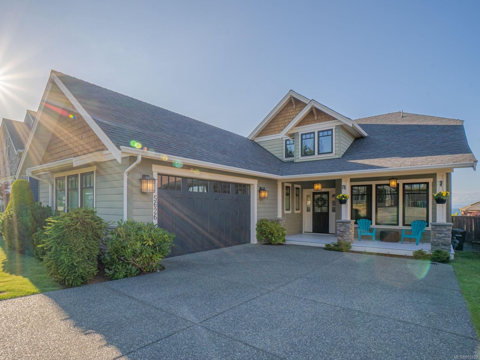 Main Photo: 5626 Oceanview Terr in Nanaimo: Na North Nanaimo House for sale : MLS®# 882120