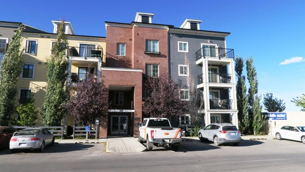 Main Photo: 4303 755 Copperpond Boulevard SE in Calgary: Copperfield Apartment for sale : MLS®# A1148903