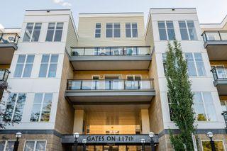 Photo 35: 433 10531 117 Street in Edmonton: Zone 08 Condo for sale : MLS®# E4264258