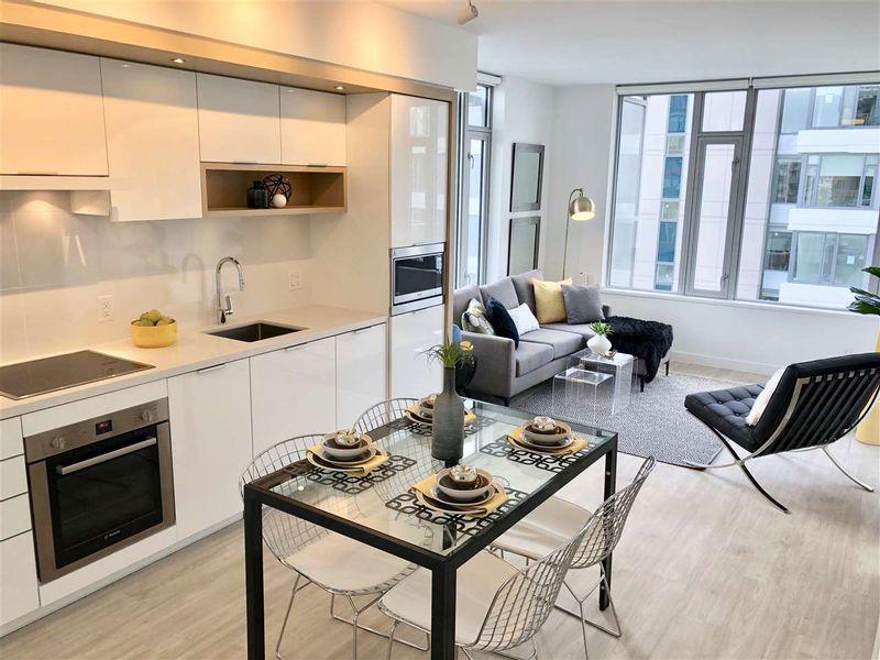 FEATURED LISTING: 908 - 1661 QUEBEC Street Vancouver