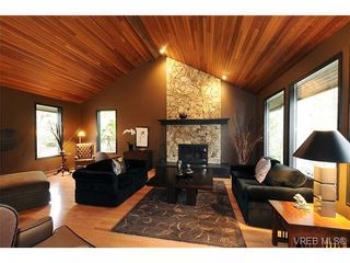 Photo 4: 4449 Sunnywood Place in VICTORIA: SE Broadmead Residential for sale (Saanich East)  : MLS®# 332321