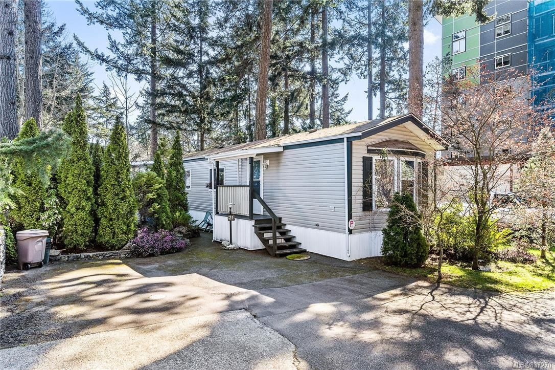 Main Photo: 21 848 Hockley Ave in Langford: La Langford Proper Manufactured Home for sale : MLS®# 837270