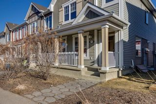 Photo 19: 18 Windstone Lane SW: Airdrie Row/Townhouse for sale : MLS®# A1091292