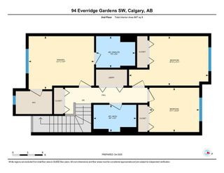 Photo 26: 94 Everridge Gardens SW in Calgary: Evergreen Row/Townhouse for sale : MLS®# A1069502
