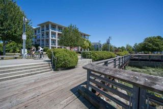 "Photo 20: 301 4600 WESTWATER Drive in Richmond: Steveston South Condo for sale in ""COPPER SKY EAST"" : MLS®# R2343805"