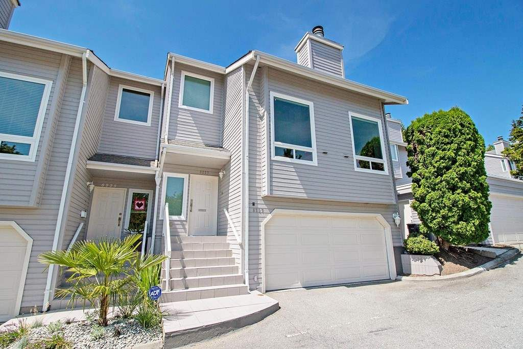 Main Photo: 8227 VIVALDI PLACE in Vancouver: Champlain Heights Townhouse for sale (Vancouver East)  : MLS®# R2540788