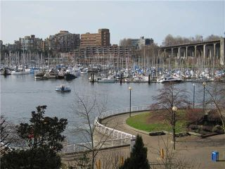 """Photo 11: 401 1600 HORNBY Street in Vancouver: Yaletown Condo for sale in """"YACHT HARBOUR POINTE"""" (Vancouver West)  : MLS®# V1109177"""