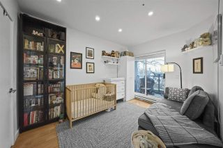 """Photo 20: 306 2216 W 3RD Avenue in Vancouver: Kitsilano Condo for sale in """"Radcliffe Point"""" (Vancouver West)  : MLS®# R2554629"""