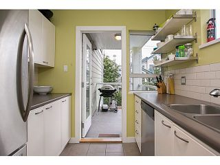 Photo 2: # 302 728 W 14TH AV in Vancouver: Fairview VW Condo for sale (Vancouver West)  : MLS®# V1007299