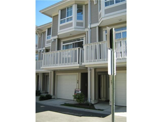 Photo 2: Photos: 26 9088 JONES Road in Richmond: McLennan North Townhouse for sale : MLS®# V840818