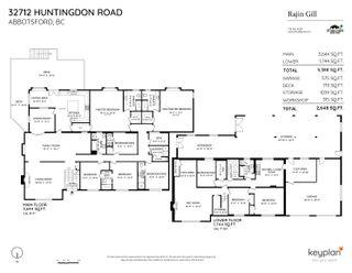 Photo 40: 32712 HUNTINGDON Road in Abbotsford: Poplar House for sale : MLS®# R2614448