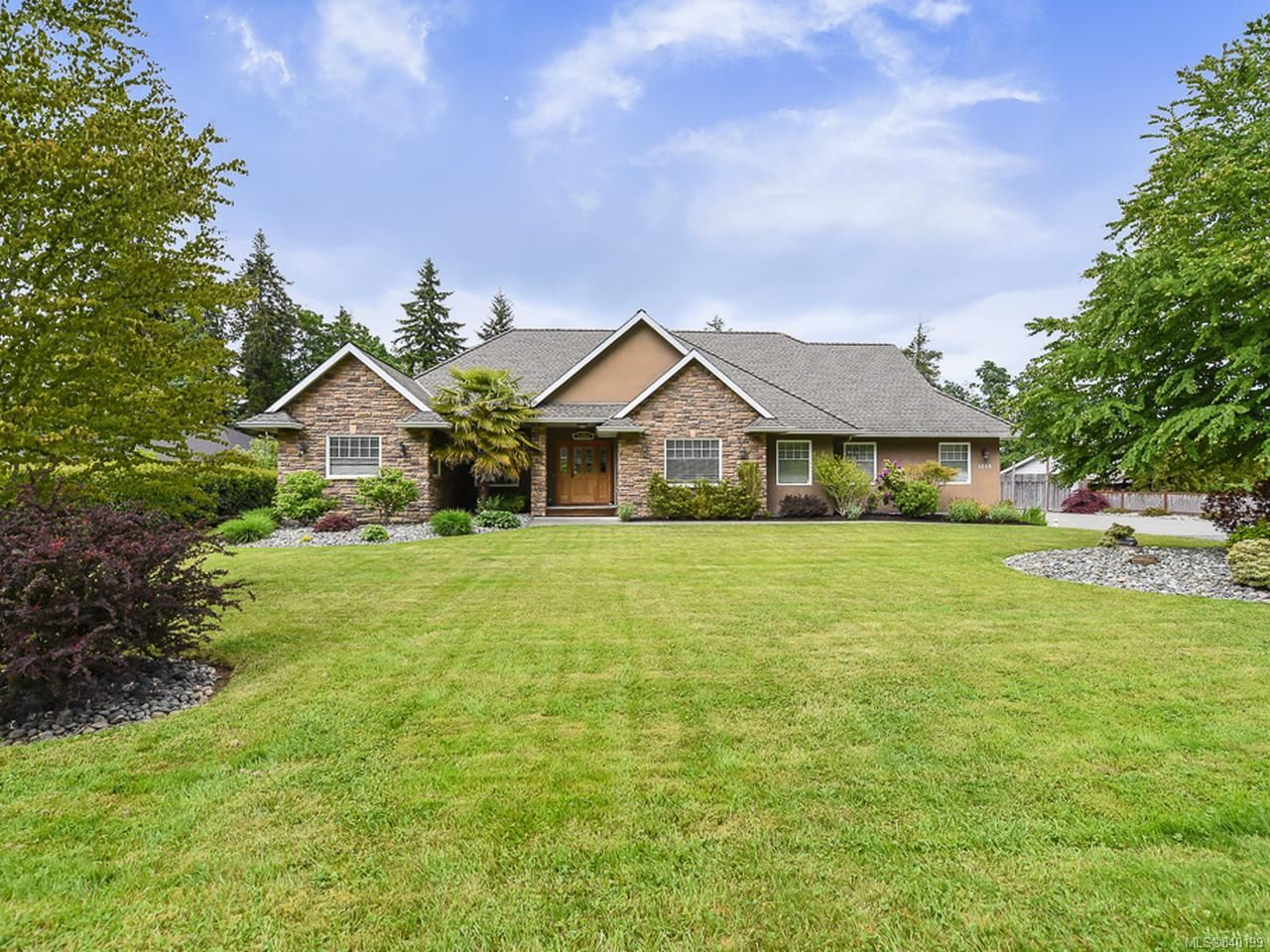 Main Photo: 4648 Montrose Dr in COURTENAY: CV Courtenay South House for sale (Comox Valley)  : MLS®# 840199