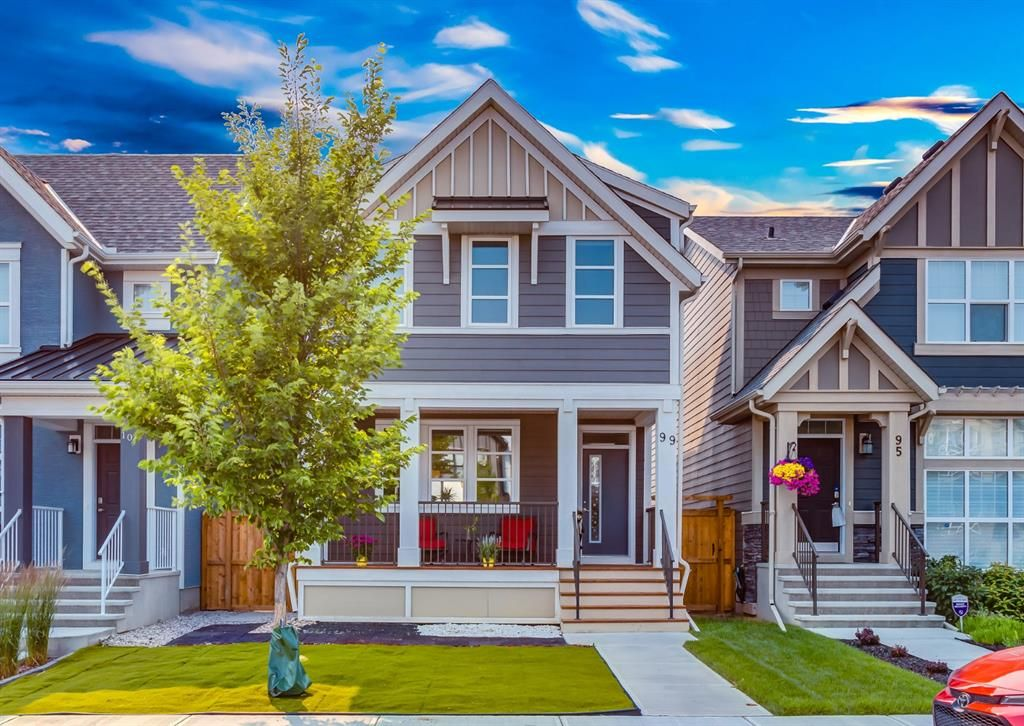 Main Photo: 99 Masters Manor SE in Calgary: Mahogany Detached for sale : MLS®# A1130328