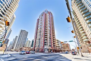 Main Photo: 1601 650 10 Street SW in Calgary: Downtown West End Apartment for sale : MLS®# A1124221
