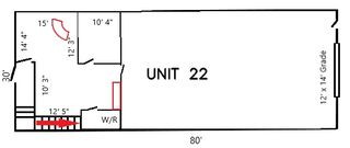 Photo 19: 350 280 PORTAGE Close: Sherwood Park Industrial for sale or lease : MLS®# E4228262