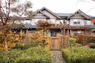 "Main Photo: 95 2979 156 Street in Surrey: Grandview Surrey Townhouse for sale in ""ENCLAVE"" (South Surrey White Rock)  : MLS®# R2515833"