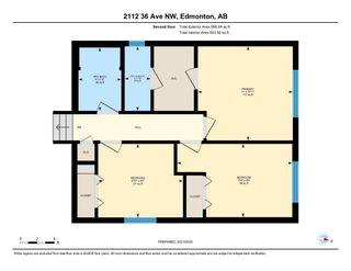 Photo 37: 2112 36 Avenue in Edmonton: Zone 30 House for sale : MLS®# E4264585