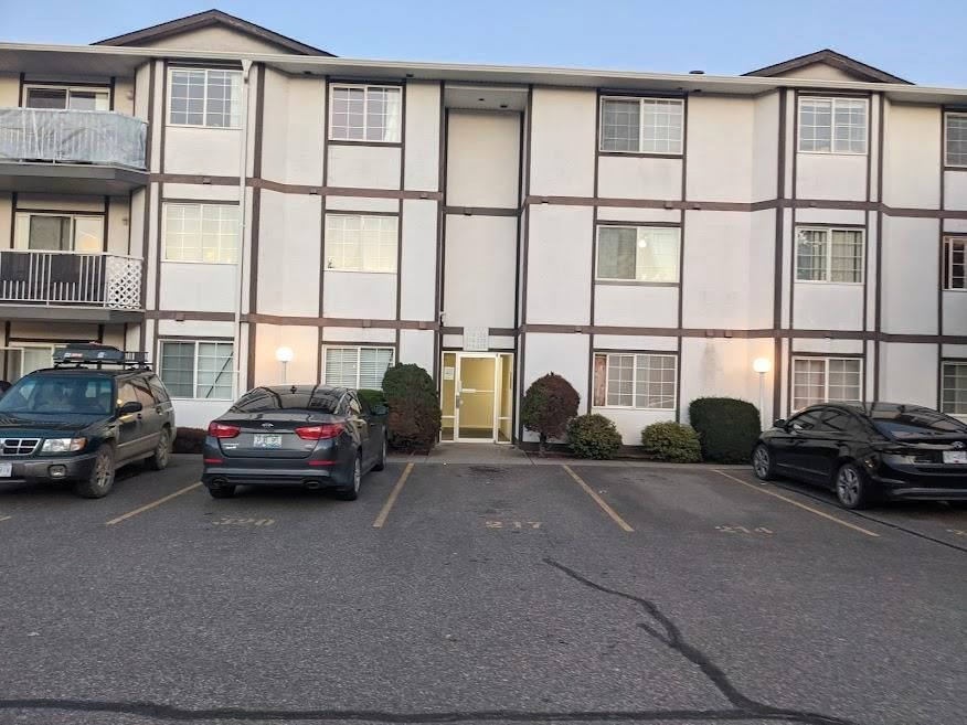 Main Photo: 215 45669 MCINTOSH Drive in Chilliwack: Chilliwack W Young-Well Condo for sale : MLS®# R2625499