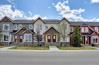 Photo 2: 49 Aspen Hills Drive in Calgary: Aspen Woods Row/Townhouse for sale : MLS®# A1108255