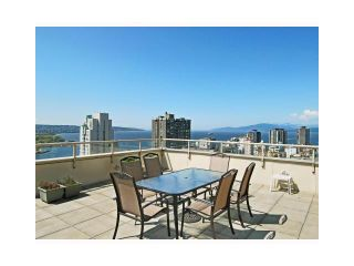 """Photo 8: 502 1250 BURNABY Street in Vancouver: West End VW Condo for sale in """"THE HORIZON"""" (Vancouver West)  : MLS®# V880182"""