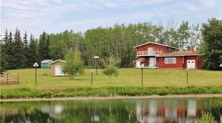 Main Photo: 9153 JONES SUBDIV in : Fort St. John - Rural E 100th House for sale : MLS®# R2167987
