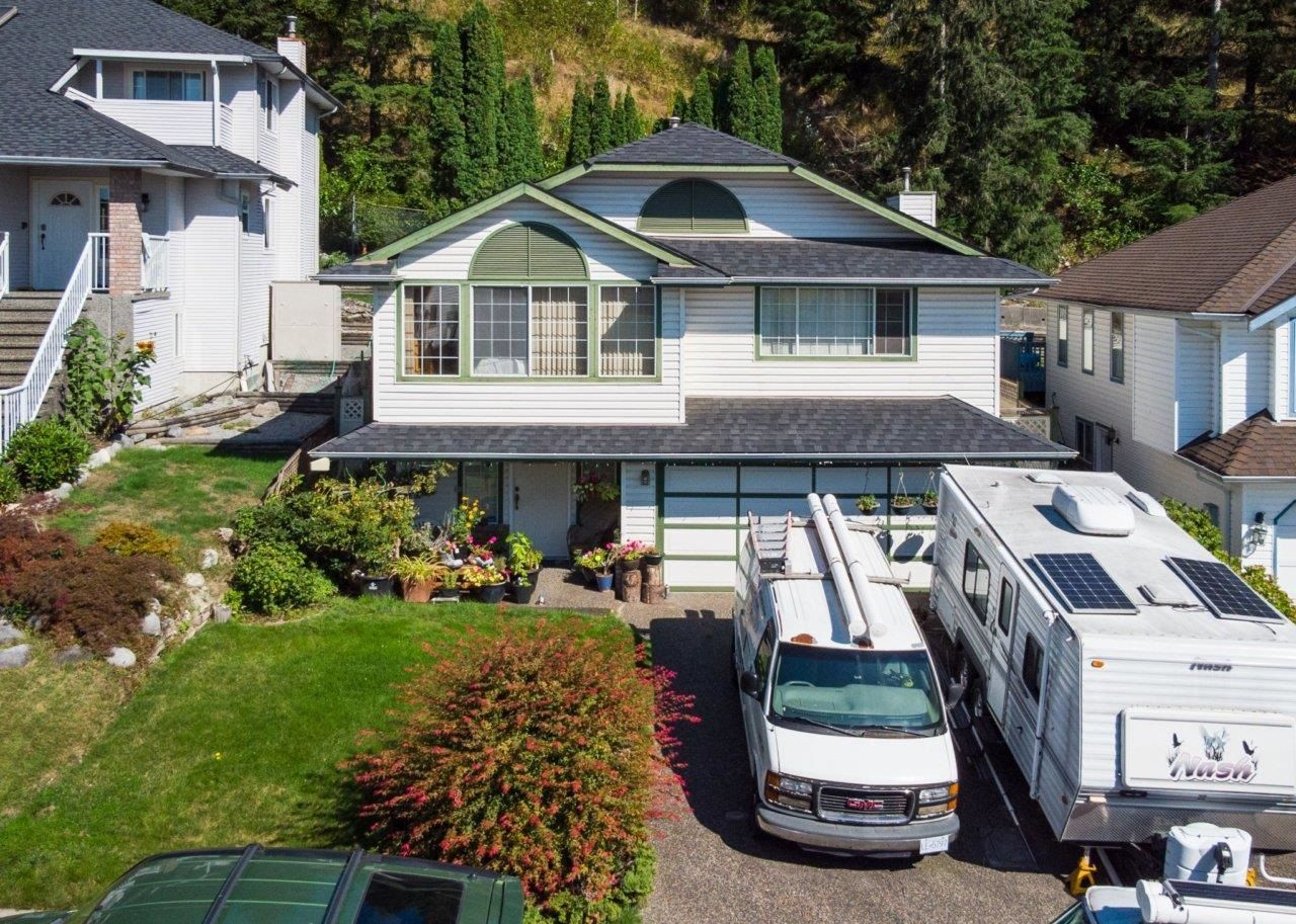 Main Photo: 1463 BLACKWATER Place in Coquitlam: Westwood Plateau House for sale : MLS®# R2615092