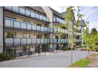 Photo 1: 202 1436 Harrison St in VICTORIA: Vi Downtown Condo for sale (Victoria)  : MLS®# 669412
